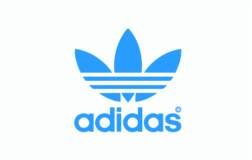 Logo Adidas - Vector - SVG - Corel Draw