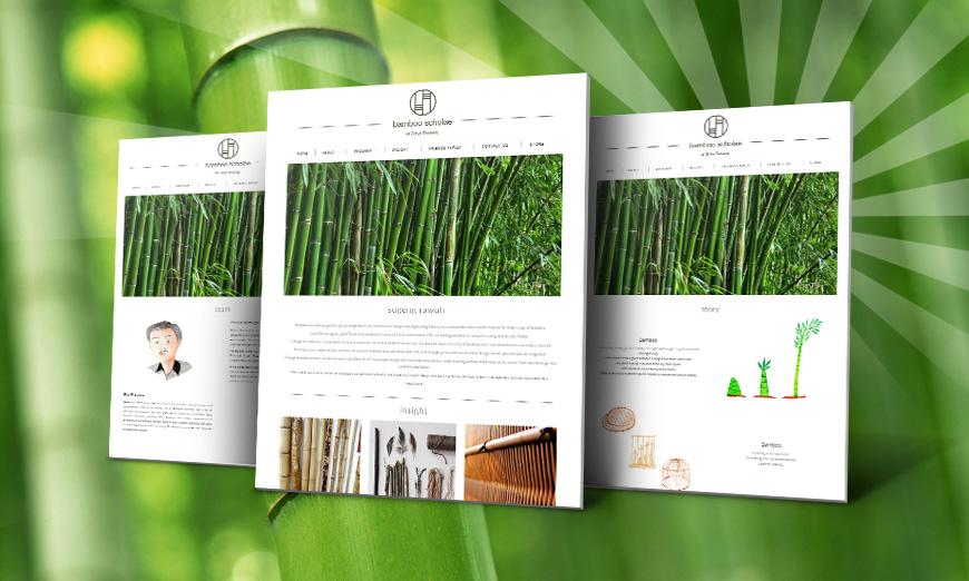 Bamboo Scholae at Griya Tawang