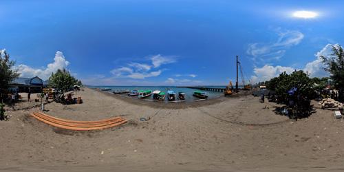 Bangsal Port Lombok