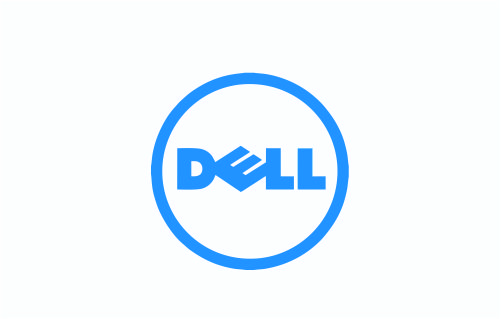 Logo Dell - Vector - SVG - Corel Draw