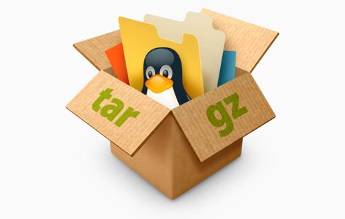 Cara Ekstrak file di Linux (Debian)