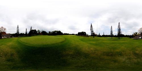 Golf Area of Merapi Golf Yogyakarta