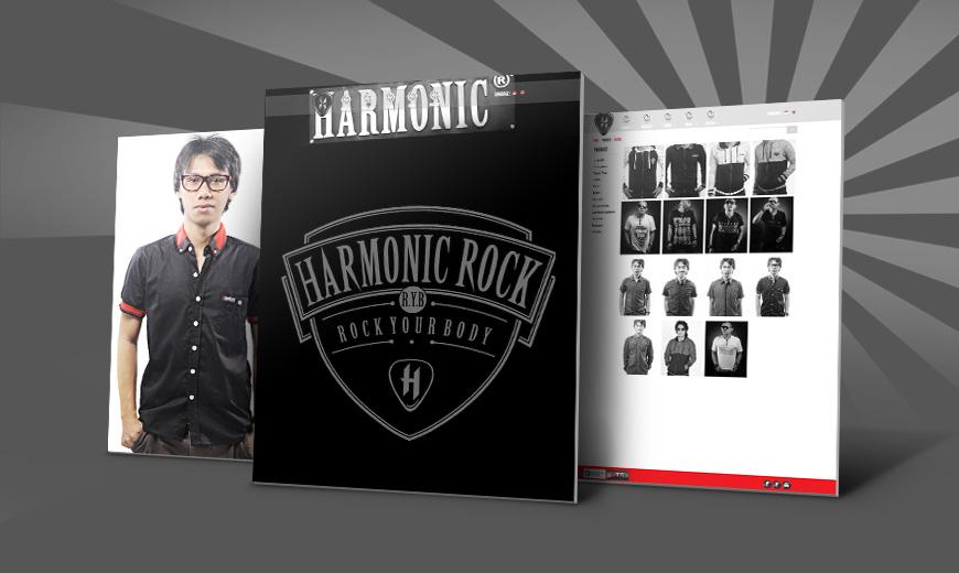 Harmonic Rock